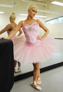Holly Madison Nutcracker Vegas