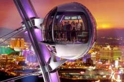 Las Vegas Ferris Wheel Project Linq