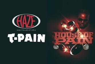 T-Pain House of Pain Haze Nightclub