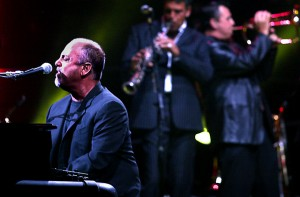 Billy Joel Vegas 2014