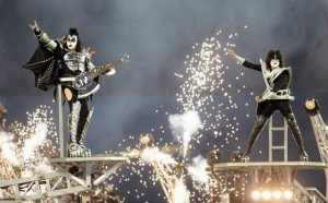 Kiss Residency Vegas 2014