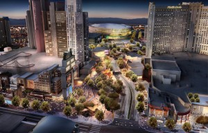 MGM The Park Vegas Expanded Plans 2016