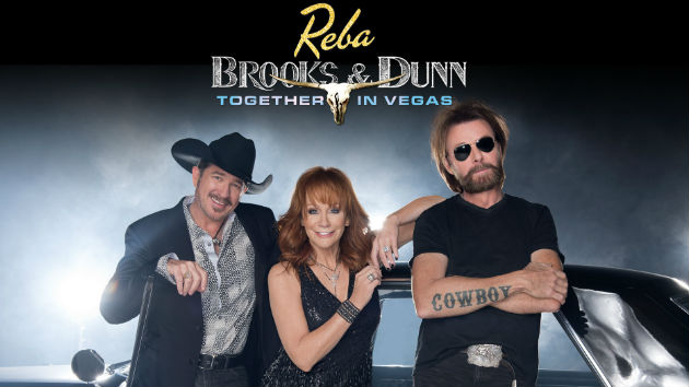 Reba Brooks And Dunn Vegas