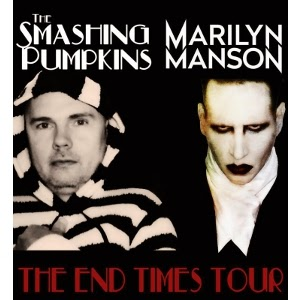 smashing pumpkins and marilyn manson