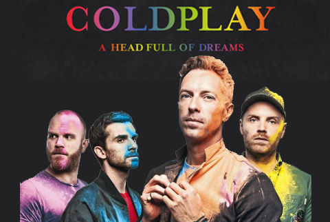 Coldplay Vegas Concert