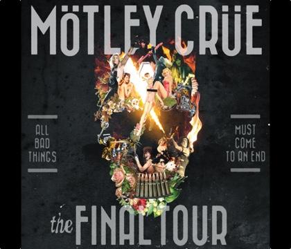 Motley Crue Las Vegas Tickets