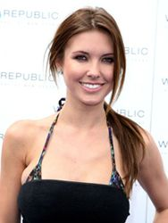 Audrina Patridge at Wet Republic in Las Vegas