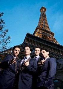 Jersey Boys Paris Vegas