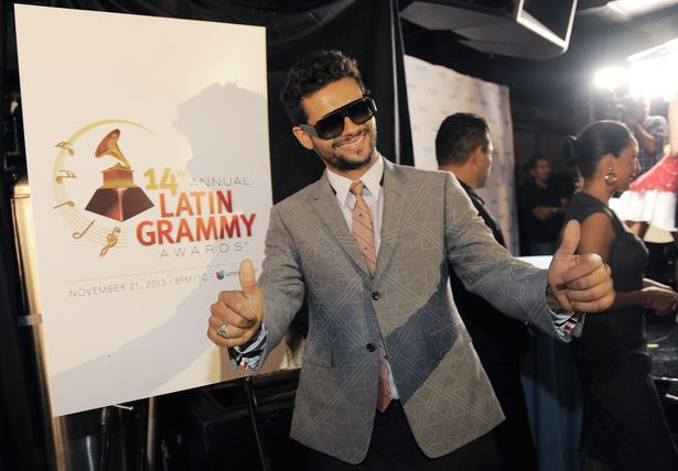 Latin Grammy Awards 2013