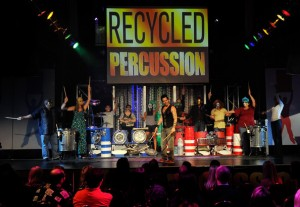 Recycled Percussion Las Vegas