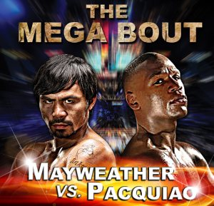 Pacquiao and mayweather fight