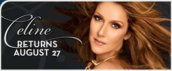 Celine Dion Announces Her Return to Caesars in August