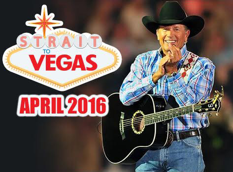 George Straight scheduled to perform at the brand new Las Vegas Arena!