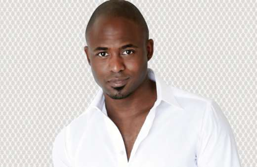 Wayne Brady in the Aces of Comedy Tour