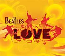 Beatles Love Tickets