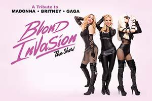 Blonde Invasion in Vegas