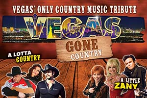 Vegas' only country music tribute