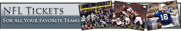 NFL Tickets header