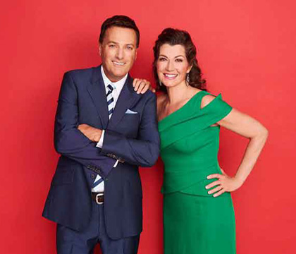 Amy Grant & Michael W Smith Tickets