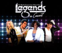 Legends in Concert Las Vegas Show Tickets