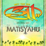 311 Las Vegas Concert Tickets