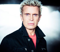 Billy Idol Las Vegas Concert Tickets