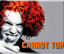 Carrot Top Las Vegas Comedy Tickets
