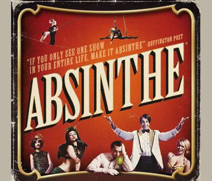 Absinthe Vegas Show Tickets