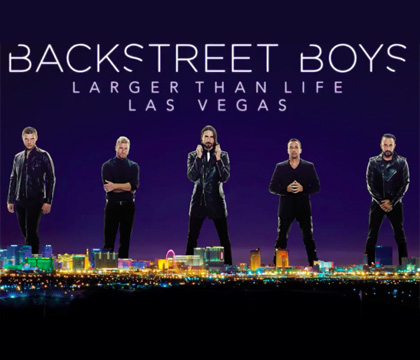 Backstreet Boys Vegas Show Tickets