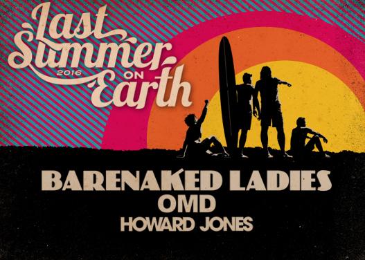 Barenaked Ladies Vegas Concert Tickets