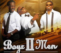 Boyz II Men Las Vegas Tickets