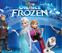 Disney On Ice Frozen Las Vegas Show Tickets