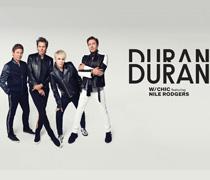 Duran Duran Vegas Concert Tickets