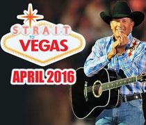 George Strait Las Vegas Concert Tickets