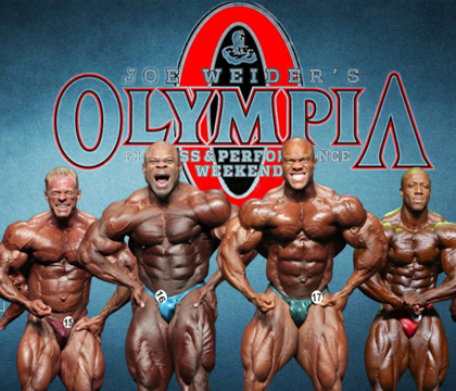 Joe Weider's Mr. Olympia Vegas Event Tickets