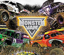 Monster Jam Las Vegas Tickets