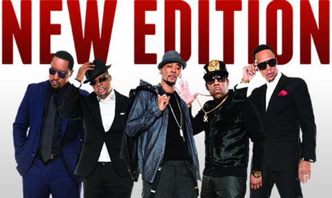 New Edition Vegas Concert Tickets