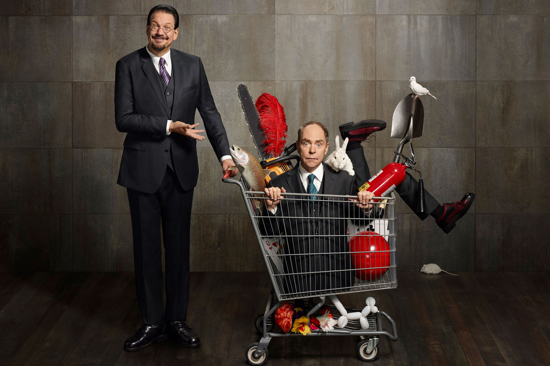 Penn and Teller Vegas 2018