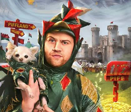 Piff The Magic Dragon Vegas Show Tickets