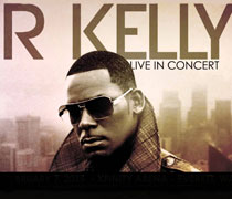 R. Kelly Las Vegas Tickets