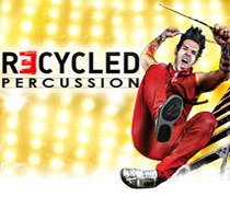 Recycled Percussion Vegas Show Tickets
