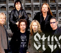 Styx Las Vegas Tickets