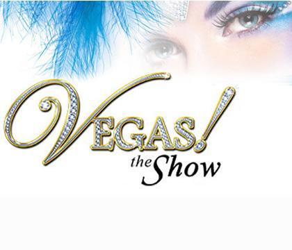 Vegas! Las Vegas Show Tickets
