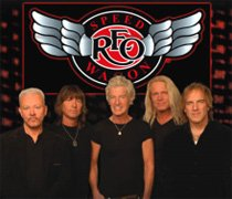 REO Speedwagon Las Vegas Tickets